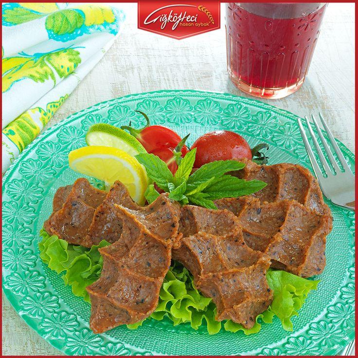 Şimdiye kadarki tecrübelerinizi unutturacak bir lezzet, Çiğköfteci Hasan Aybak! #çiğköftecihasanaybak #çiğköfte #lezzet 