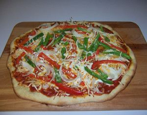 How to make Brick Oven Pizza - Bread Experience