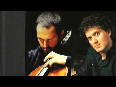 Brahms - Cello Sonata No.1 in E minor, Op. 38 - YouTube