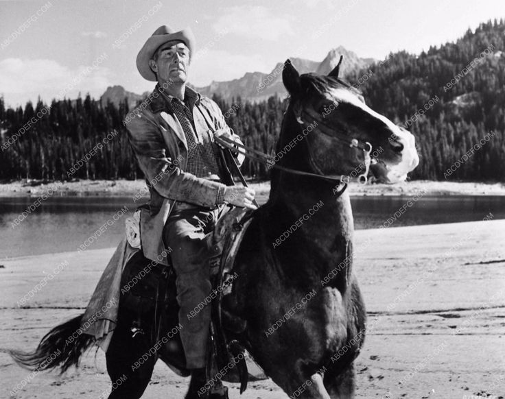 photo Randolph Scott Joel McCrea Mariette Hartley cast Ride the High Country 667-29