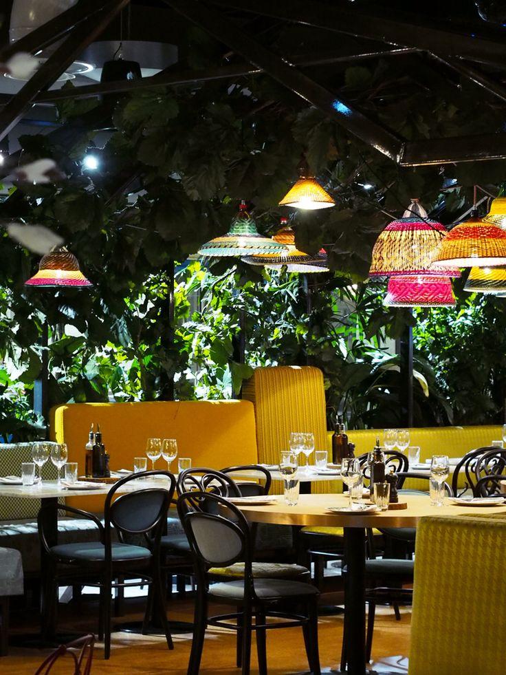Bambino's- Restaurant by Jordens Arkitekter - Architecture - Interior architecture
