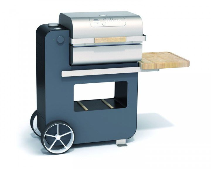 If Its Hip, Its Here: More Smokin Modern Outdoor Grills & BBQs