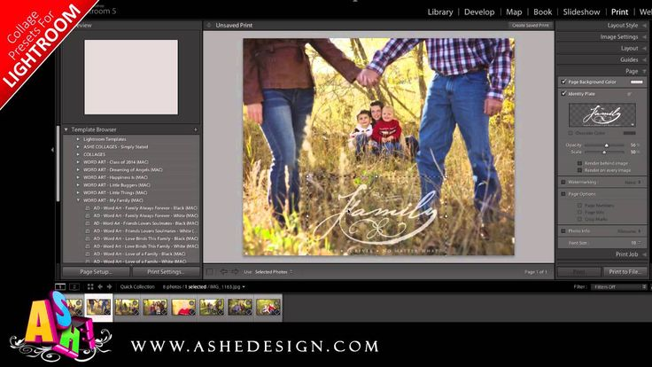 how to add metadata template in lightroom