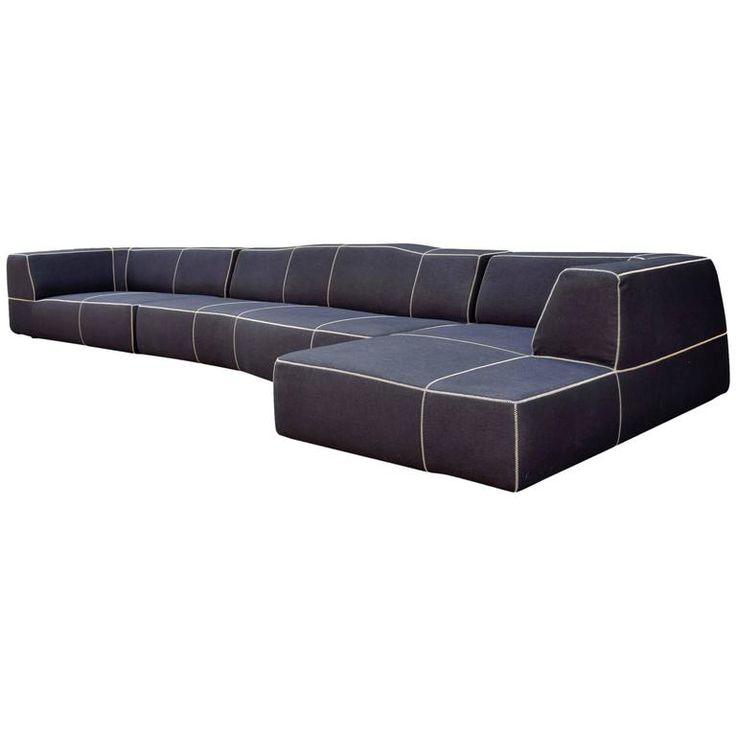 "B&B Italia ""Bend"" Sofa by Patricia Urquiola 1"