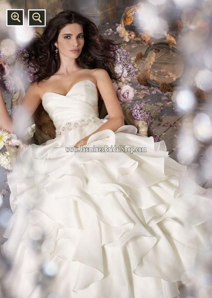 JH8050 Bridal Gown (2010) Designer Bridal CollectionsDresses Wedding, Wedding Dressses, The Vows, Jim Hjelm, Silk Satin, Ivory Silk, Bridal Gowns, Wedding Brides, Wedding Dresses Style