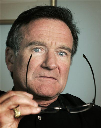 Robert Williams (actor) Robin Williams on Pinterest
