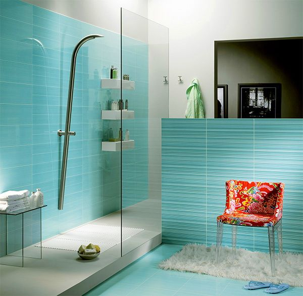 Summer Bathrooms