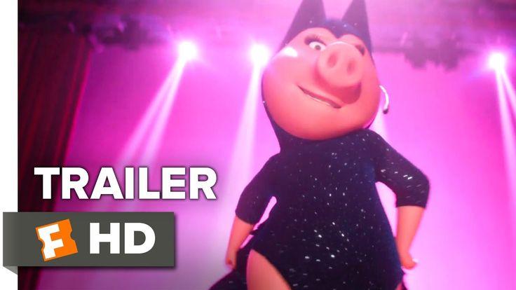 Sing Official Trailer 3 (2016) - Taron Egerton Movie