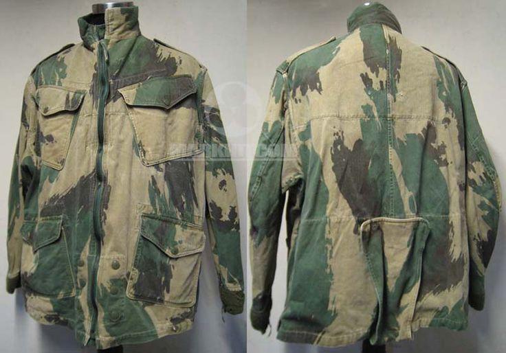 Vietnam Uk Sas 1959 Pattern Para Smock Denison Parachutist