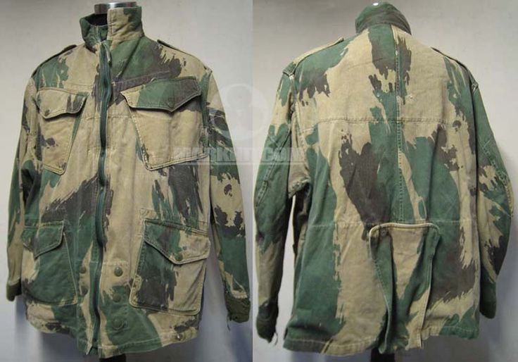 Vietnam UK SAS 1959 PATTERN Para Smock DENISON parachutist Jacket