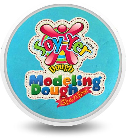Soy-Yer Dough | Gluten-Free Modeling Play Dough from BLOOMINGTON, INDIANA