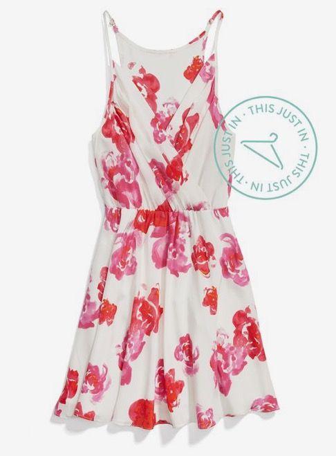 Stitch Fix modern floral dress! #modernfloraldress #stitchfixfloraldress…
