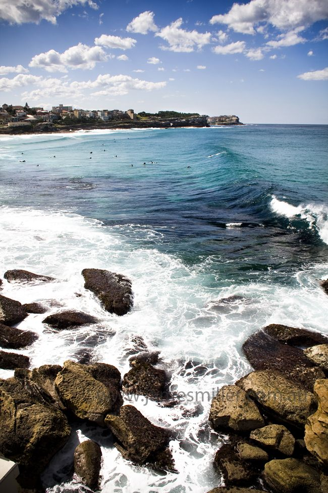 Sydney's Beautiful Bronte Beach