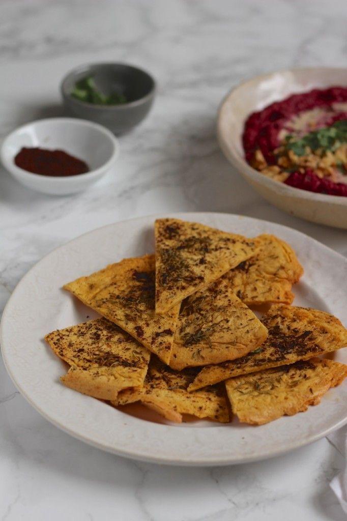 Garbanzo Flour wraps and Tortilla Chips | Natural Kitchen Adventures , gluten free, vegan, chick pea flour