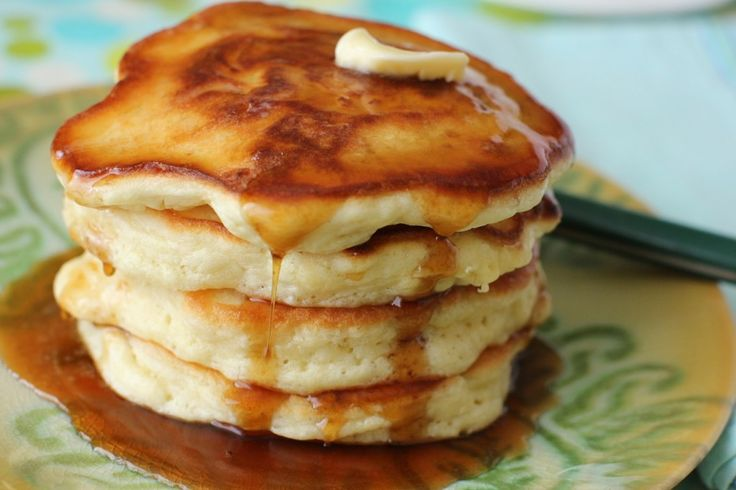 What Else is a Canadian Food? Pancakes – the Thick, Fluffy Kind