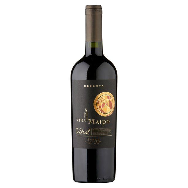 Vitral Vina Maipo Syrah http://groceries.morrisons.com