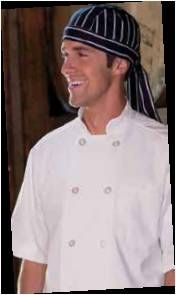 uniforme para chef - chaqueta para chef marca uncommon Threads, modelo South Beach. #chaquetas #filipinas #uniformes #chef #cocinero #panama