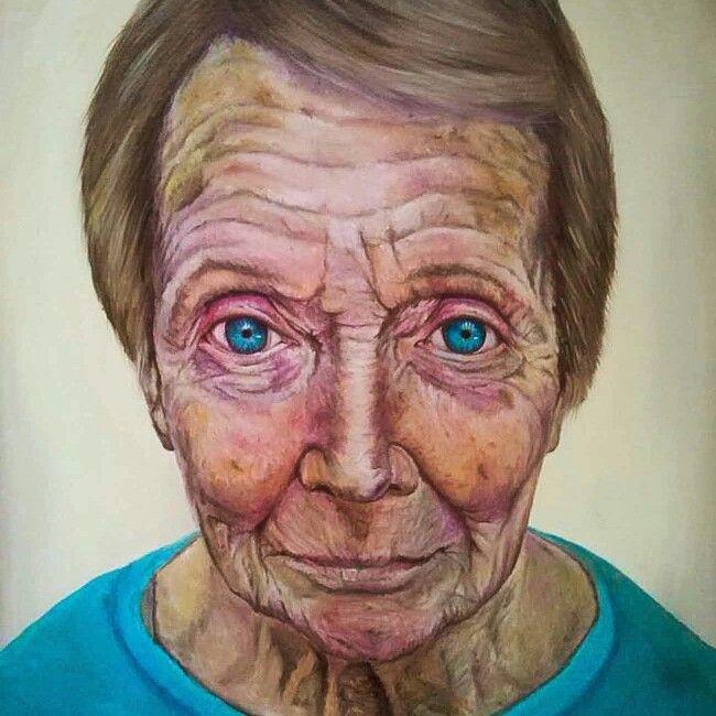 "se acordaron de mi "" 2014 #art #oleo #painting #vieja"
