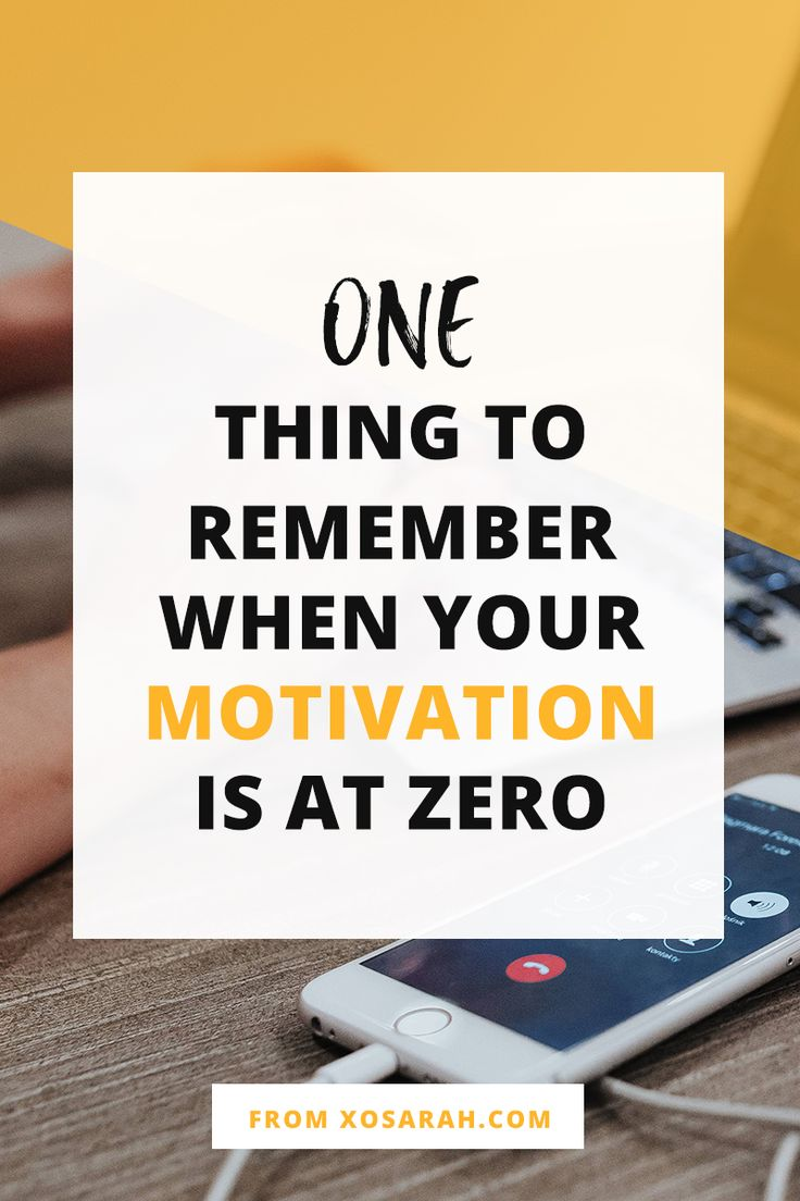 As creative entrepreneurs, freelancers, and business owners we sometimes have off days, unproductive days, or days when we just want to watch the entirety of Netflix and ignore everything on our to-do lists. Here's a reminder for when you need to work or want to work but you have no motivation and no energy to do anything. You can get moving again, here's how.