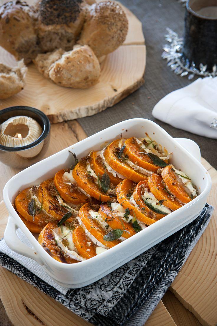 Cerchi delle nuove ricette per preparare la zucca al forno? Scegli fra le proposte di Sale&Pepe e sarà un successo assicurato.