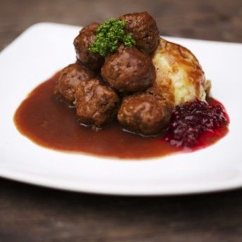 Forget about Ikea, here are the most delicious Swedish meatballs in London! #Fika