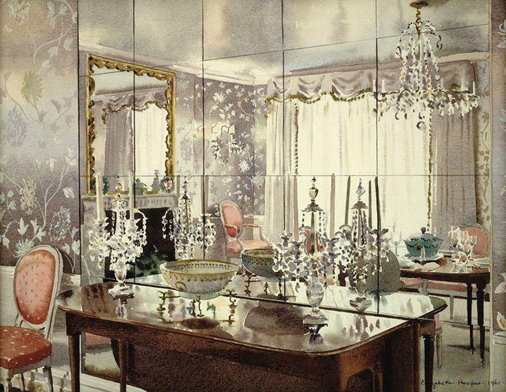 65 best beautiful interiors eleanor brown mcmillen - Interior design schools in boston ...