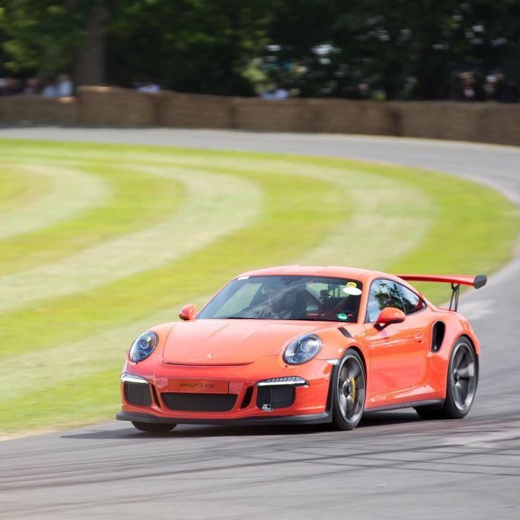 Most Expensive Porsche Car: #Porsche #goodwoodfos #gt3rs