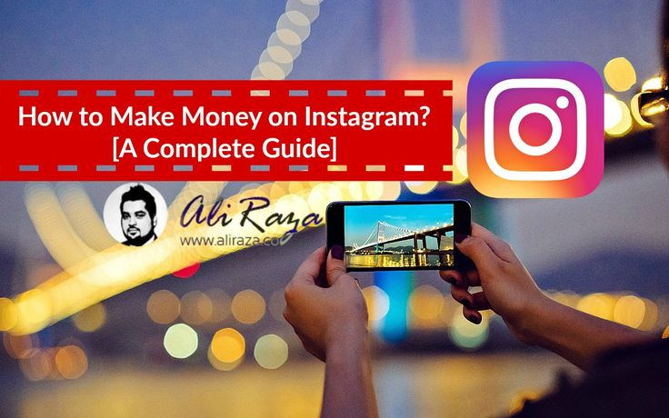 Do you want to know the complete strategy of making money online via instagram? then look no further and checkout what we have. The article is a complete and detailed A-Z guideline on starting your career with instagram and learning on how we can make money through it. https://aliraza.co/make-money-instagram/