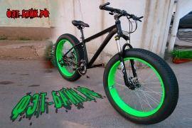 1 ФЭТ-байки (внедорожные велосипеды с большими колесами)