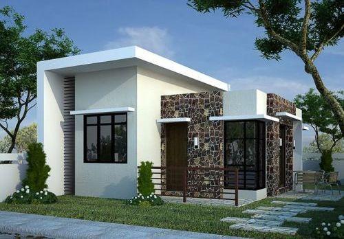 Fasad Rumah Minimalis Modern. Agar fasad rumah terkesan modern, maka ada hal khusus yang harus dilengkapi, terutama desain pada bagian luar rumah