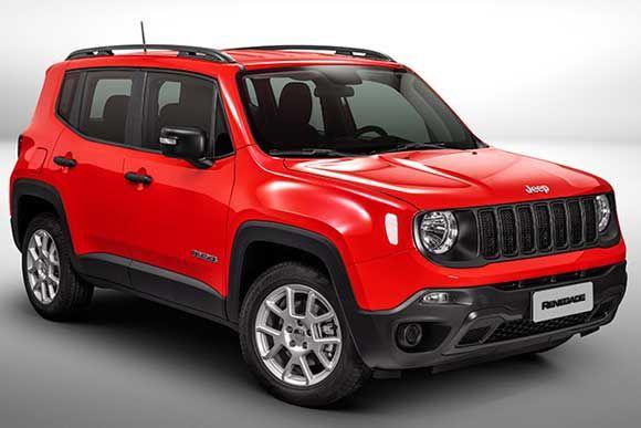 Conheca Todos Os Dados Tecnicos Do Jeep Renegade Sport 1 8 At 2019