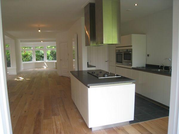 25 beste idee n over keuken verbouwen op pinterest keukenkasten kleine keukens en apparaat - Kombuis keuken ...