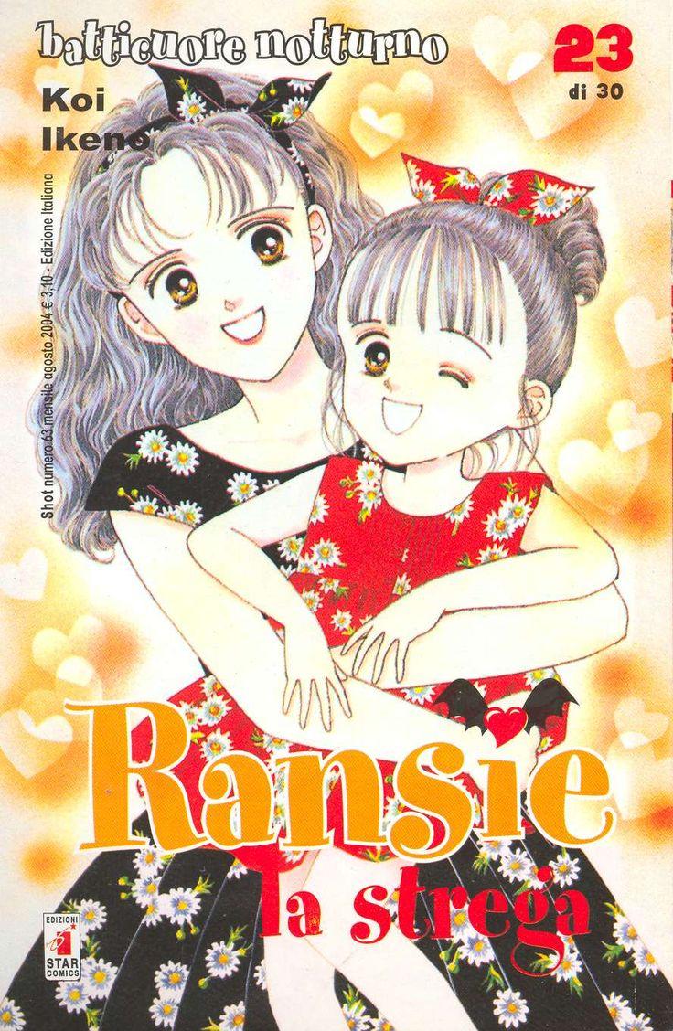 Koi Ikeno, Tokimeki Tonight, Aira Makabe, Ranze Eto, Manga Cover
