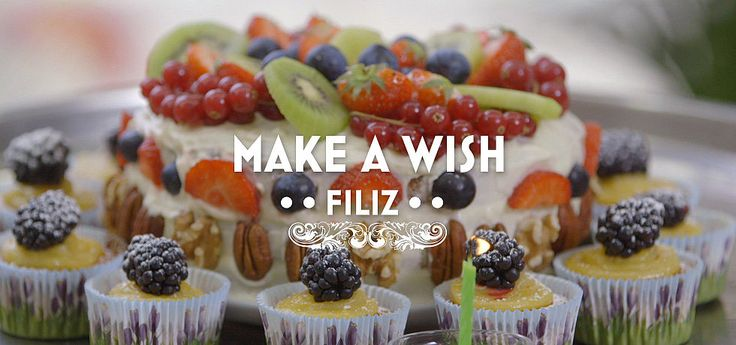 Make a wish Cake, Heel Holland Bakt