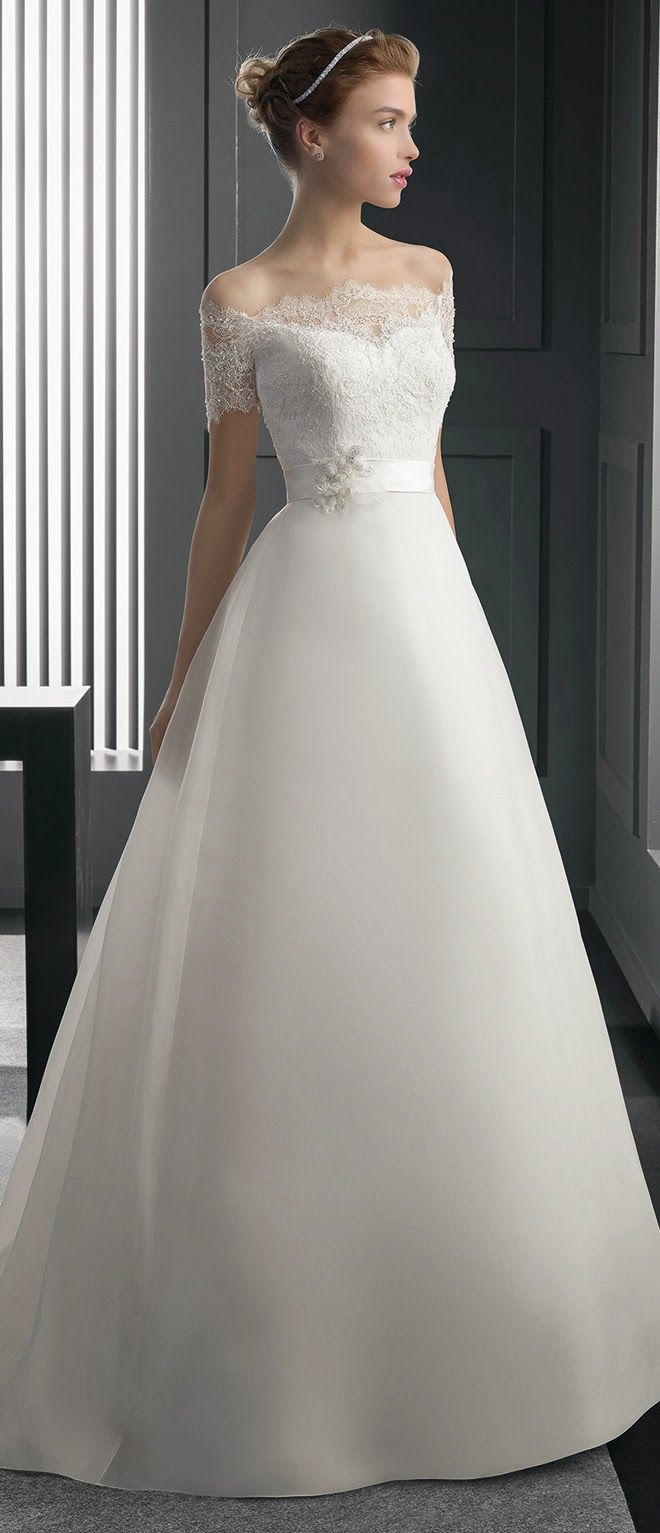 Two by Rosa Clara 2015 Bridal Collection - Part 2  | bellethemagazine.com