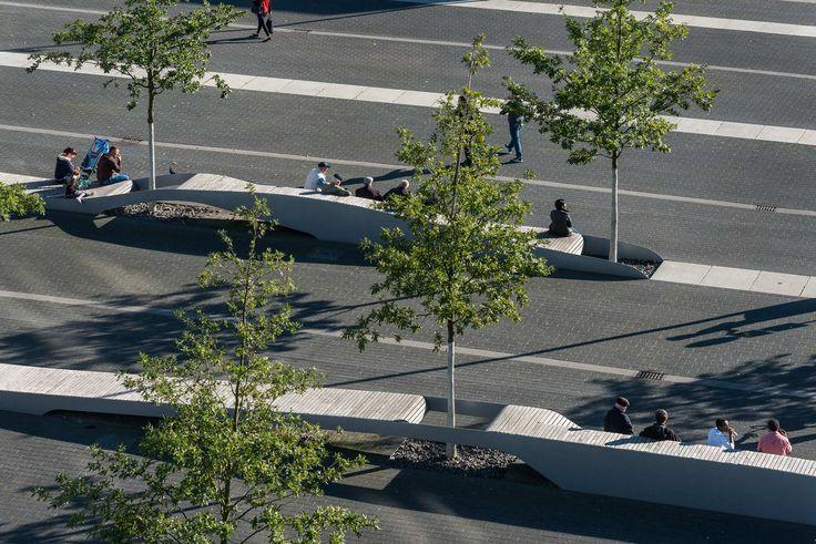 relais Landschaftsarchitekten Berta Kroeger Plaza