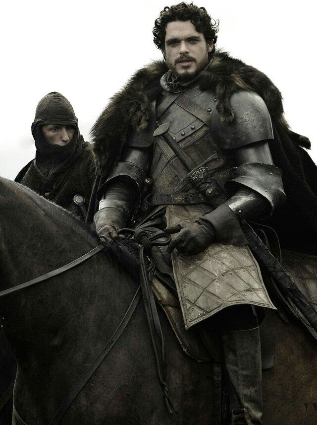 Rob Stark The King of the North … oh how I miss you!