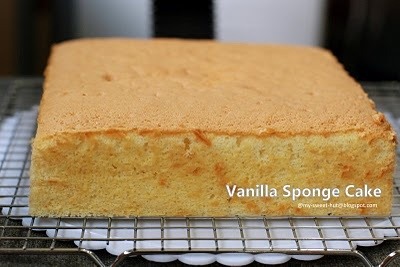 Best Vanilla Sponge Cake Recipe Woodland Bakery