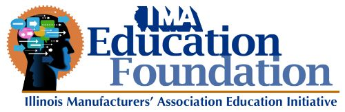 The IMA Education Foundation provides education programs to attract and develop Illinois' future manufacturing workforce by providing both financial support to school districts, community colleges, vocational schools and Illinois' four-year institutions.  Member companies of the IMA to provide internships at their manufacturing facilities for students and opportunities for educators to observe and discuss the needs of manufacturers in their area. @IMA_Today