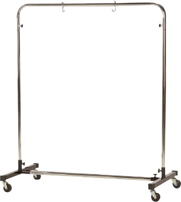 Wuhan Large Gong Stand with Wheels
