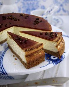 Unser beliebtes Rezept für Mokka Cheesecake und mehr als 55.000 weitere kostenlose Rezepte auf LECKER.de.