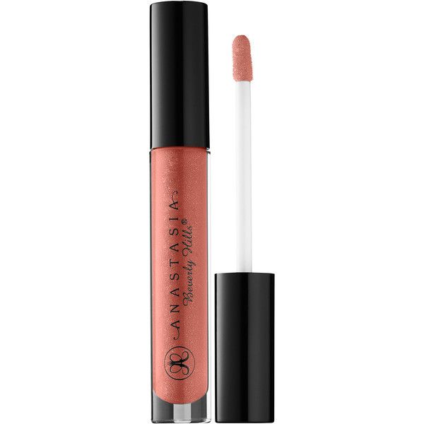 Anastasia Beverly Hills Lip Gloss found on Polyvore featuring beauty products, makeup, lip makeup, lip gloss, lips and anastasia beverly hills