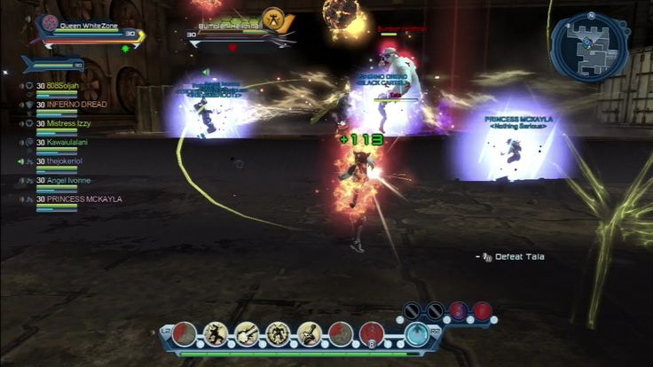 DCUO: WE BEAST BEAT TALA (League Nothing Serious)