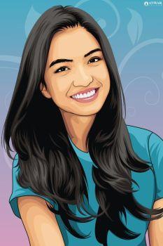 Raline Shah by anwarsz
