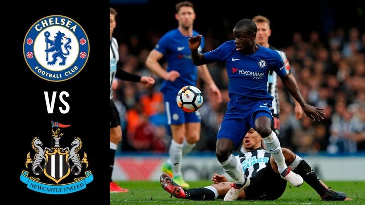 Chelsea vs Newcastle (3 - 0) / 28 Jan 2018 / FA Cup / Goals and Highligh...