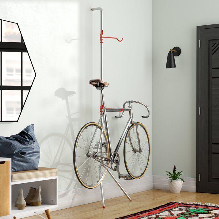 Basics 2 Bike Freestanding Bike Rack Wall Mount Bike Rack Bike Rack Wall Bike Rack