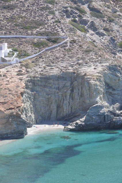 ~Agali beach, Folegandros~