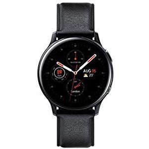Samsung Galaxy Watch Active2 Stainless Steel 40mm LTE Schwarz #Elektronik-Foto #…