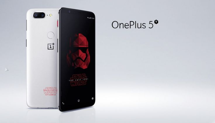 OnePlus 5T Star Wars Limited Edition Europe launch date, price, specifications, availability details #OnePlus5T