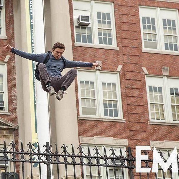 "[NEW] STILL — ""Spider-Man: Homecoming""! @tomholland2013 | #tomholland #spidermanhomecoming"